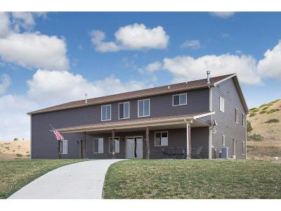 Billings Single Family Home For Sale: 3177 Sage Hollow Road