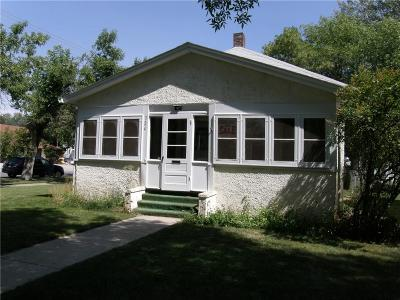 Single Family Home For Sale: 324 2nd Street West