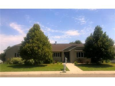 Billings Single Family Home For Sale: 2535 Constellation Trail