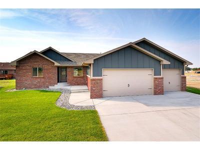 Billings Single Family Home For Sale: 1420 Emma Avenue
