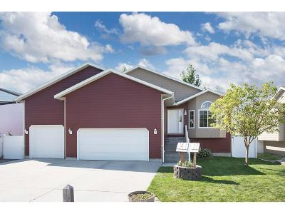 Billings Single Family Home For Sale: 1588 Peony Dr