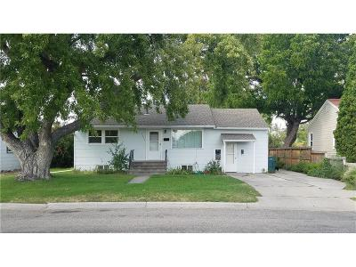 Billings Single Family Home For Sale: 1011 Avenue B