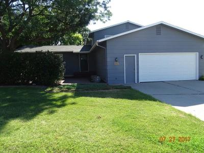 Billings Single Family Home For Sale: 3427 Timberline Drive