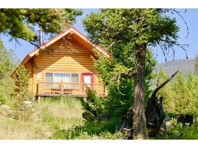 Single Family Home For Sale: 17 Moonlight Mine Rd, Philipsburg