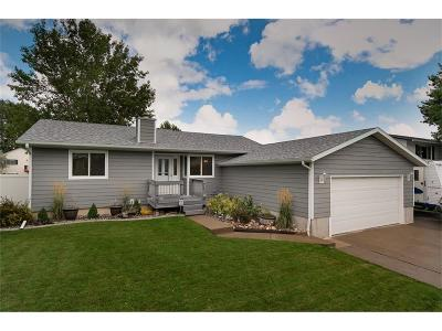Billings Single Family Home For Sale: 731 Coliseum Drive