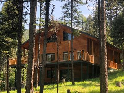 Single Family Home For Sale: 141 Elkhorn Rd, Seeley Lake
