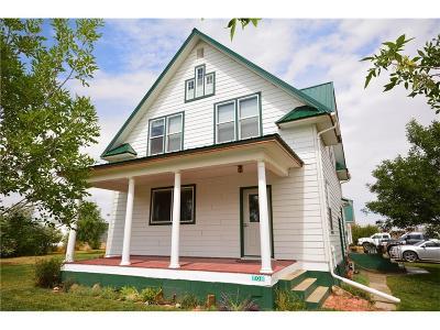 Single Family Home Contingency: 708 Christensen Street