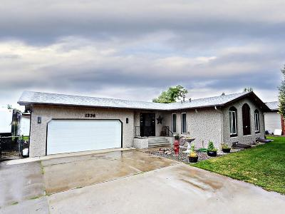 Billings Single Family Home For Sale: 1330 Lonesome Pine