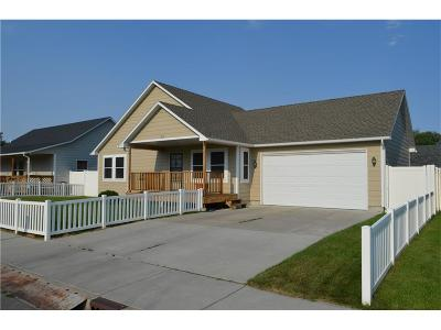 Billings Single Family Home For Sale: 217 Monarch St.