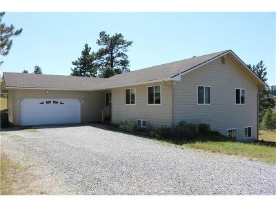 Billings Single Family Home For Sale: 4718 Cave Rd