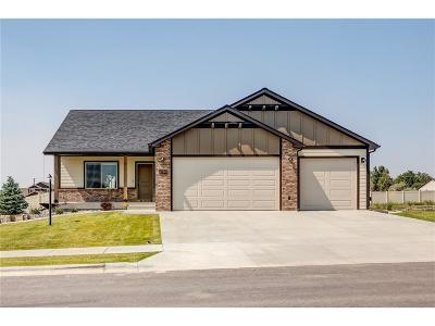 Billings Single Family Home For Sale: 5128 Chappel Hill Drive