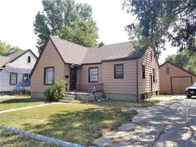 Single Family Home Contingency: 338 Grand Avenue