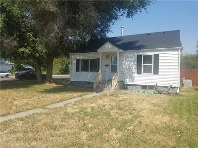 Billings Single Family Home Contingency: 1145 Cook Avenue