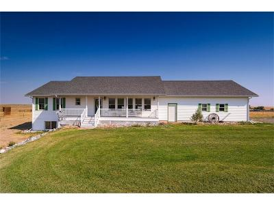 Single Family Home Contingency: 1677 Indian Creek Rd.