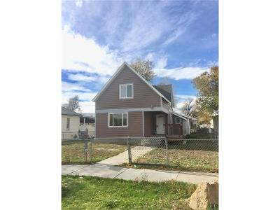 Single Family Home For Sale: 810 S 32nd