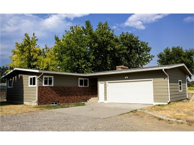 Single Family Home Contingency: 1035 Yellowstone River Road