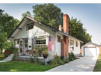 Single Family Home For Sale: 531 Clark Avenue