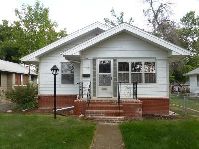 Laurel Single Family Home Contingency: 615 E 5th St