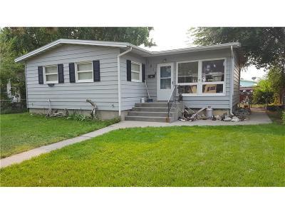 Single Family Home For Sale: 1212 Glencoe Drive
