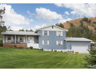 Single Family Home Contingency: 3748 Blue Creek Road