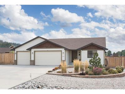 Single Family Home For Sale: 3630 Farnum Dr