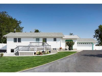 Laurel Single Family Home Contingency: 2615 Alpine View