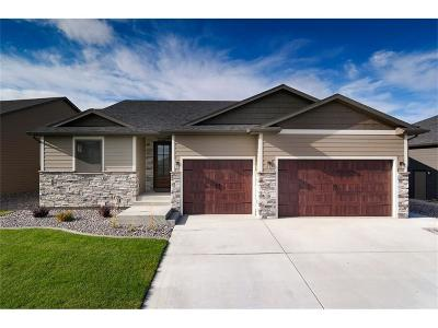 Billings Single Family Home For Sale: 3069 Western Bluffs
