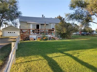 Single Family Home For Sale: 1107 Island Park Road