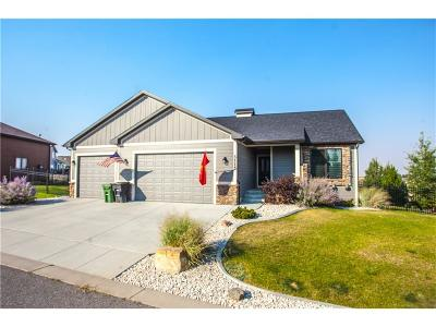 Billings Single Family Home For Sale: 3115 Saddleback Trl
