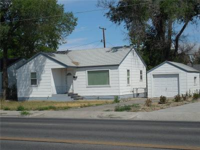 Single Family Home For Sale: 1137 Central