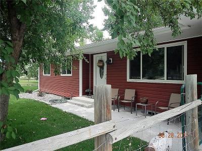 Shepherd Single Family Home Contingency: 6735 Pinto Drive