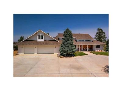 Billings Single Family Home For Sale: 4801 Highway 3