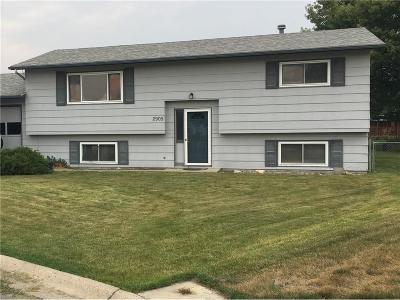 Billings Single Family Home Contingency: 2905 Lynwood Circle