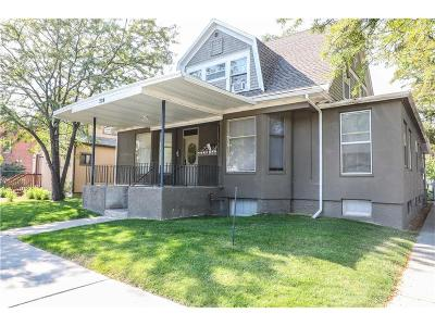 Billings Multi Family Home For Sale: 224 N 24th St