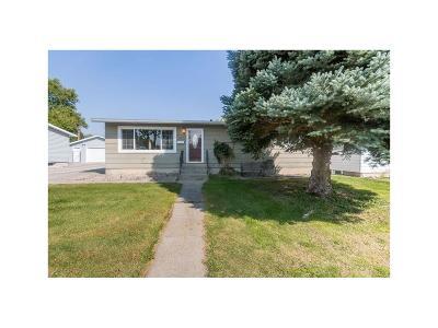 Billings Single Family Home For Sale: 2207 Beloit