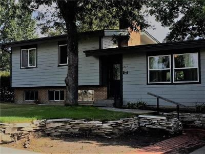 Billings Single Family Home Contingency: 2029 19th Street W