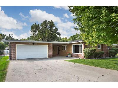 Billings Single Family Home For Sale: 1112 Parkhill Drive