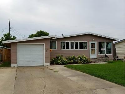 Billings Single Family Home For Sale: 1208 Eldorado Drive