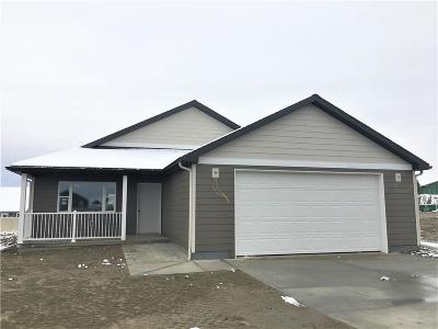Billings MT Single Family Home For Sale: $259,900