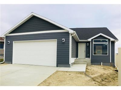Billings Single Family Home For Sale: 2975 Copper Bluffs Circle