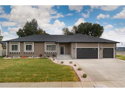 Billings Single Family Home For Sale: 1205 Vineyard Way
