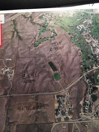 Huntley Farm & Ranch For Sale: 0000 Yellowstone Trail