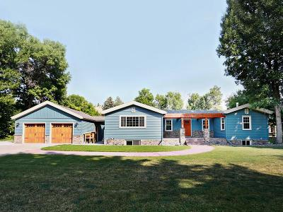 Billings Single Family Home For Sale: 2035 Pryor Lane