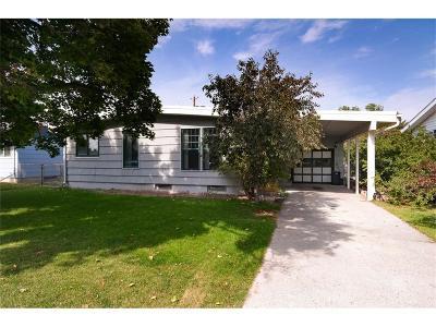Billings Single Family Home Contingency: 1533 Saint Johns Avenue