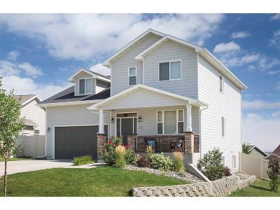 Billings Single Family Home For Sale: 3112 E Copper Ridge