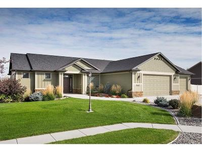 Billings Single Family Home For Sale: 5307 Travertine Boulevard