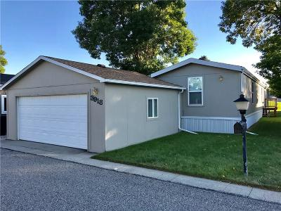 Billings Single Family Home For Sale: 3918 N Tanager Lane