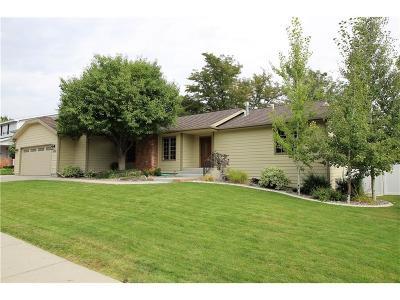 Billings Single Family Home Contingency: 2529 Augusta Lane