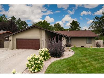 Billings Single Family Home For Sale: 3111 Parkhill Drive