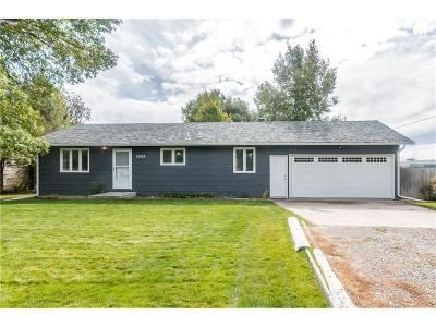 Billings Single Family Home For Sale: 3542 Howard Avenue